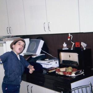 Marc Gicquel chanteur dès l'enfance